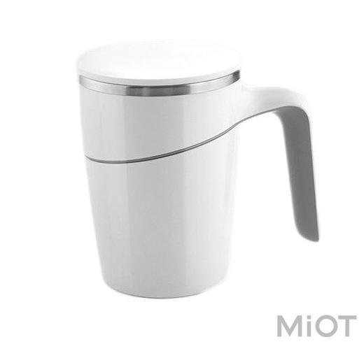 Термокружка Xiaomi Fiu elegant cup 470 мл White