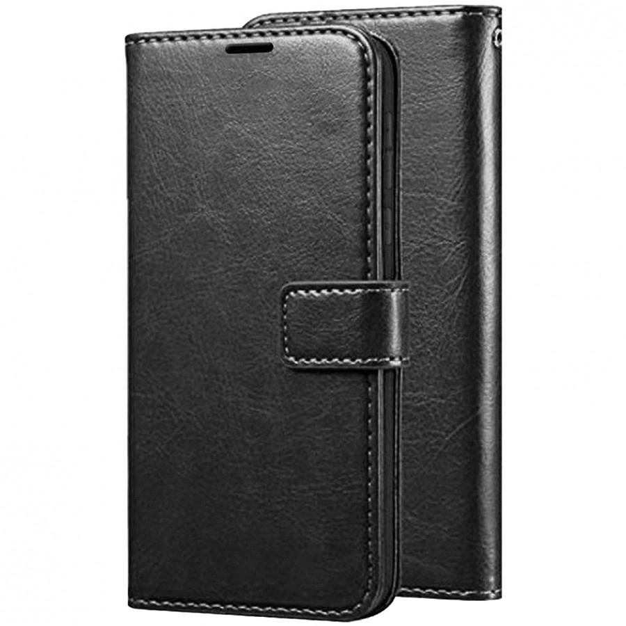 Чохол (книжка) Wallet Glossy з візитницею для Xiaomi Redmi K20 / K20 Pro / Mi9T / Mi9T Pro Чорний (106623)