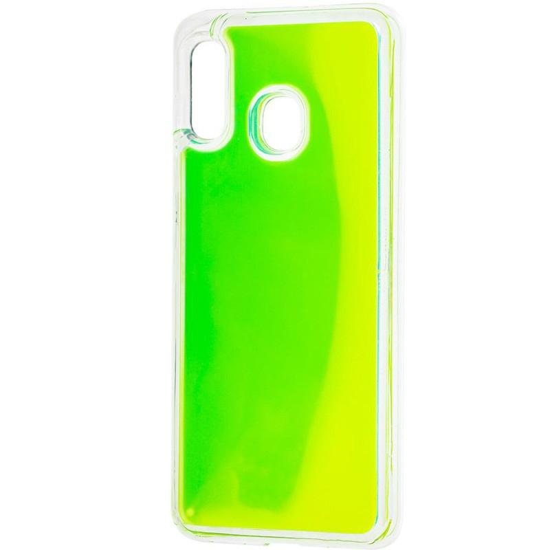 Неоновий чохол Neon Sand glow in the dark для Xiaomi Redmi Note 7 / Note 7 Pro / Note 7s Green (108305) Epik