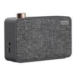 Колонка EMiE Canvas bluetooth speaker Dark Gray