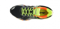 Кросівки Xiaomi x Li-Ning Smart Running Shoes Black/Green 46 ARHK081-2