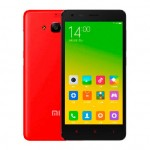 Смартфон Xiaomi Redmi 2 Enhanced Edition Red Українська версія