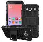 Чохол бампер до смартфонів Xiaomi Redmi2 Anti-shock Black
