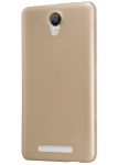 Чохол бампер Nillkin Frosted shield F-HC HM до смартфонів Redmi Note 2 Gold
