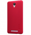 Чохол бампер Nillkin Frosted shield F-HC HM до смартфонів Redmi Note 2 Red
