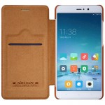 Nillkin Qin leather case XIAOMI Brown 5S Plus