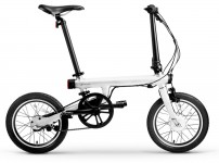 Велосипед QiCycle mini foldable bicycle EF1 White