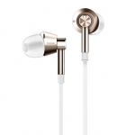Навушники 1MORE Dual Driver In-Ear Headphones White/Gold