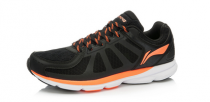 Кросівки Xiaomi x Li-Ning Smart Running Shoes Black /Orange 43