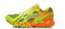 Кросівки Xiaomi x Li-Ning Smart Running Shoes Green/Orange 45 ARHK081-3