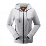 Толстовка Mi air layer sweater Woman Gray M 1163200008