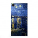 Вінілова наклейка Xiaomi Back Cover for Mi3 (Night city) ORIGINAL