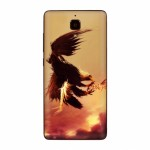 Вінілова наклейка обкладинка Back cover for Xiaomi Mi4 (Eagle)