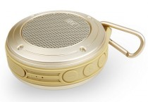 Портативна колонка MiFa F10 Outdoor Bluetooth speaker Gold