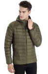 Куртка RunMi 90 points Feather coat Men Green XL