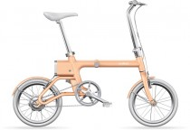 Велосипед UMA Yunbike mini foldable bicycle Orange
