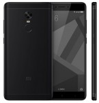 Смартфон Xiaomi Redmi Note 4X Black 4/64 GB EU/CE