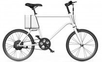 Велосипед YunBike C1 Men's Benz White