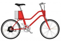 Велосипед YunBike C1 Women's Elegant Red