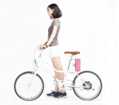 Велосипед YunBike C1 Women's Fresh White