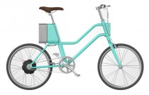 Велосипед YunBike C1 Women's Mint green