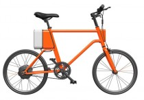 Велосипед UMA YunBike C1 Men&#039s Burning Orange