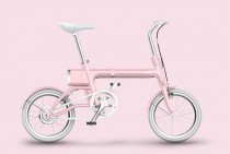 Велосипед UMA Yunbike mini foldable bycicle Gray