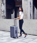 Валіза Xiaomi 90 Points Aluminum Closing Frame Suitcase Grey 24''