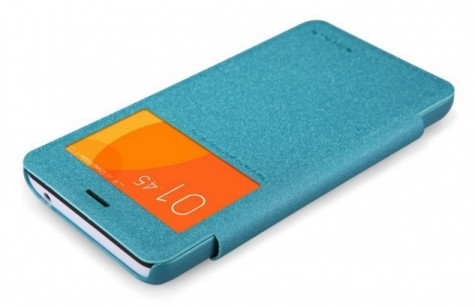Чохол книжка Nillkin Sparkle leather case Redmi 2  SP-LC XM до смартфонів Redmi 2 Blue