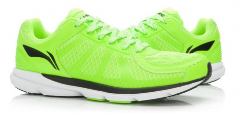 Кросівки Xiaomi x Li-Ning Smart Running Shoes Light-Green 44 ARBK079-8