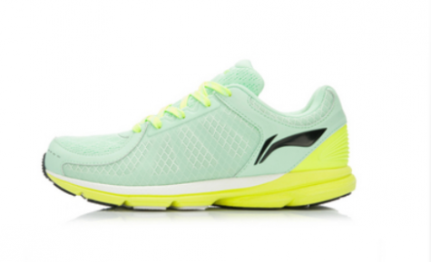 Кросівки Xiaomi x Li-Ning Smart Running Shoes Green/Light green 36 ARBK086-1