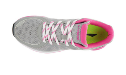Кросівки Xiaomi x Li-Ning Smart Running Shoes Grey/Pink 37 ARBK086-3