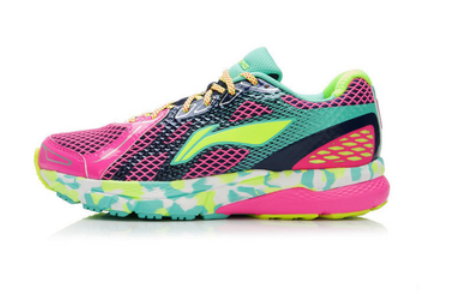 Кросівки Xiaomi x Li-Ning Smart Running Shoes Pink/Blue 40 ARHK078-5