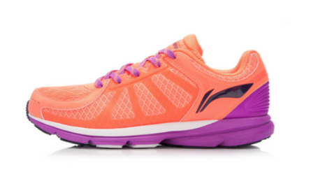 Кросівки Xiaomi x Li-Ning Smart Running Shoes Red/Purple 38 ARBK086-8