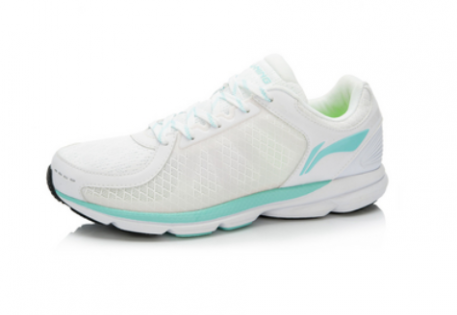 Кросівки Xiaomi x Li-Ning Smart Running Shoes White 37.5 ARBK086-10