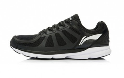 Кросівки Xiaomi x Li-Ning Smart Running Shoes Black 46 ARBK079-2