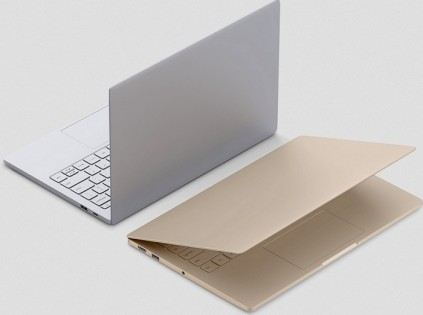 Ноутбук Mi Notebook Air 12.5'' Intel m3 4/128 Gb Windows 10 (Trial) Gold