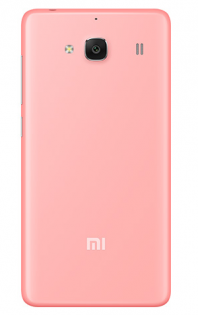 Смартфон Xiaomi Redmi 2 Enhanced Edition Pink Українська версія