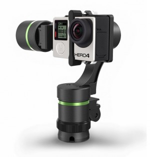 Стедікам Lanparte LA3D Detachable 3-Axis Wired Control Handheld Gimbal for GoPro and Sports Cameras