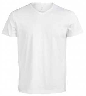 Футболка Mi V-neck T-shirt men White M 1151400026