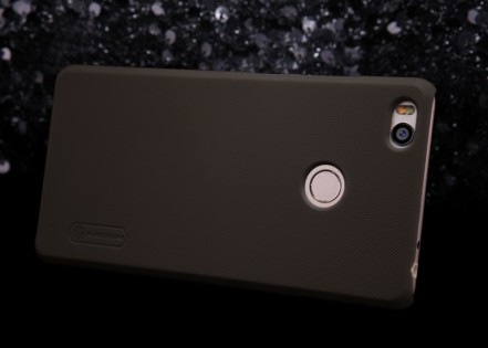 Чохол бампер Nillkin Frosted shield F-HC XM до смартфонів Mi4s Brown