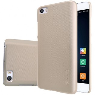 Чохол бампер Nillkin Frosted shield F-HC XM до смартфонів Mi5 Gold