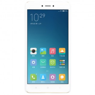 Чохол бампер Nillkin Frosted Shield XIAOMI RedMi Note 4X White F-HC HM-NOTE 4X