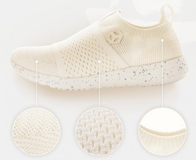 Кросівки RunMi 90 points Live Sport shoes White 39 MAN Smart chip
