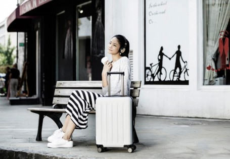 "Валіза Xiaomi 90 points suitcase 24"" Red"