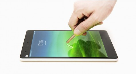 Загартоване захисне скло Xiaomi Gloss Screen Protector for Mi Pad ORIGINAL