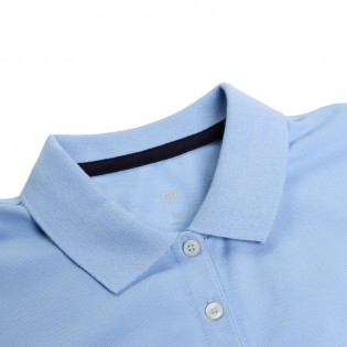 Футболка Mi solid POLO Shirt Woman Blue L 1161000032