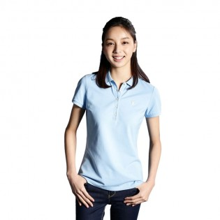 Футболка Mi solid POLO Shirt Women Blue XL 1161000032