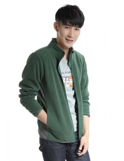 Кофта Mi Fleece jacket Men Green S 1163200002