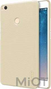 Чохол бампер Nillkin Frosted Shield Mi Max 2 Gold